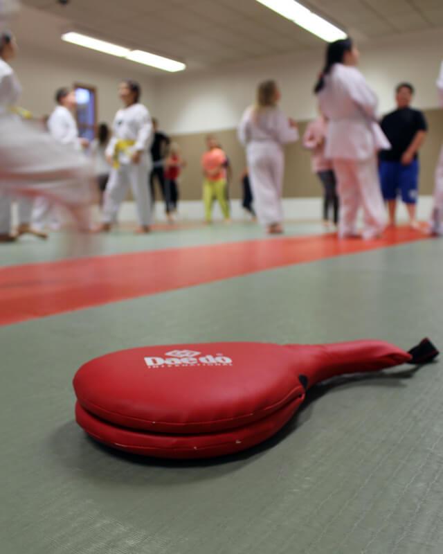 Taekwondo Kouvola Harjoitukset