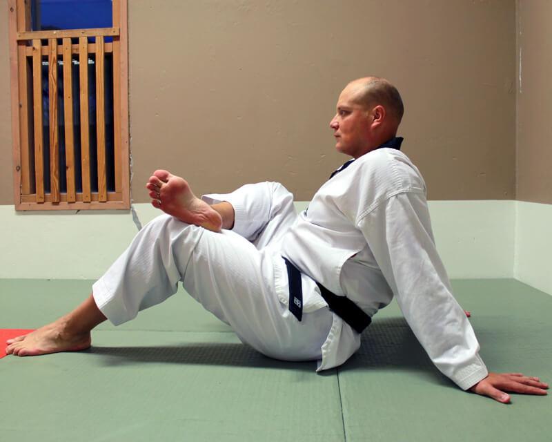 Taekwondo kehonhuolto