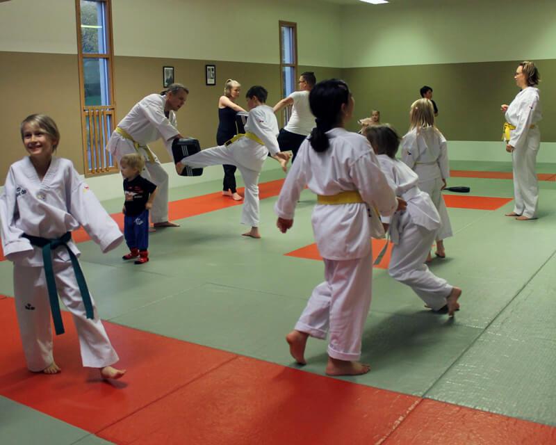 Taekwondo sopii kaikenikäisille