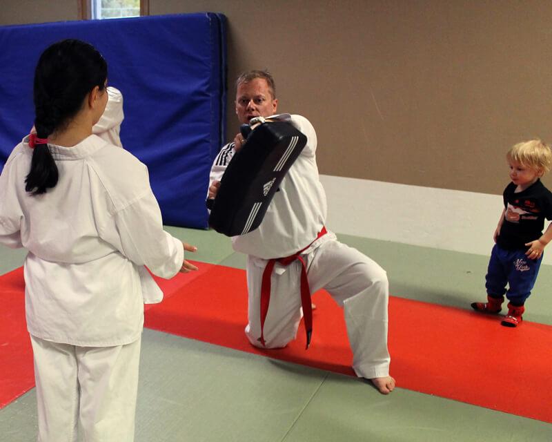 Perhetaekwondo Kouvola